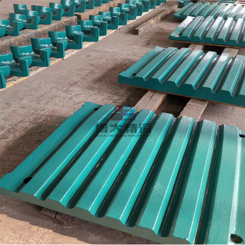 High Manganese Jaw Crusher parts for Nordberg C110