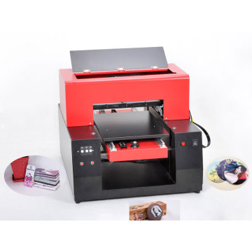 Best Desktop UV Flatbed Printer