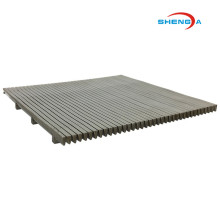 SS Flat Weld Johnson Screen Panel