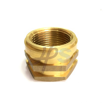 Brass PP-R insert with natural color