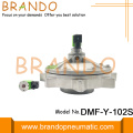 4'' Inch DMF-Y-102S NC Electromagnetic Pulse Valve
