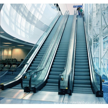 Commercial Escalator with VVVF Control System