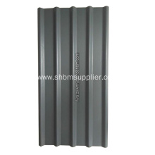 ECO Friendly Sound-Insulating Non-Asbestos MgO Roof Sheets