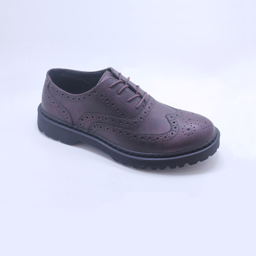 OEM Brand Formal Leather Mens Dress Shoes
