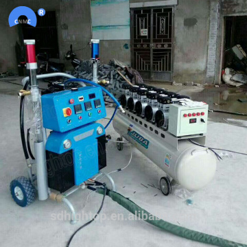 polyurethane spray foam insulation machine equipment