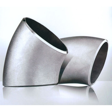 Stainless 45 Degree Tube Elbow ANSI B16.9