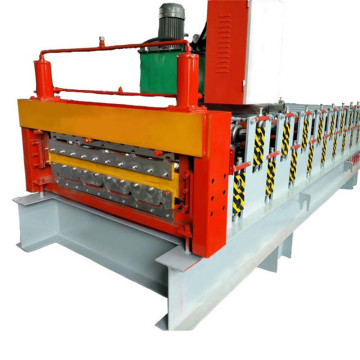 customized building tile forming machine roof glazed