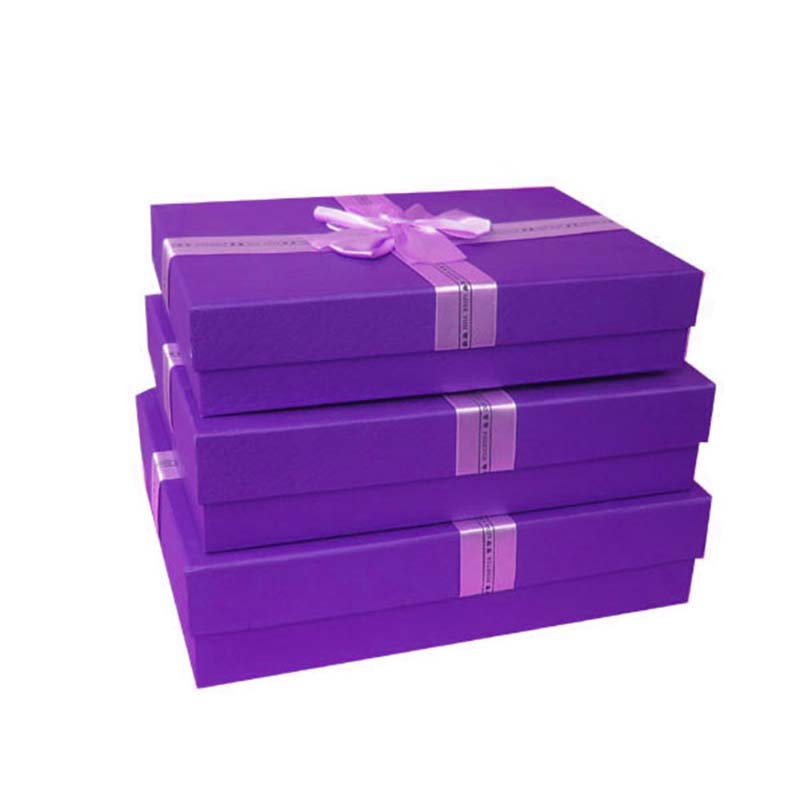 Color Gift Box Packaging
