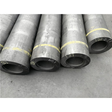 RP550 600 650 Graphite Carbon Electrode Length 2400mm