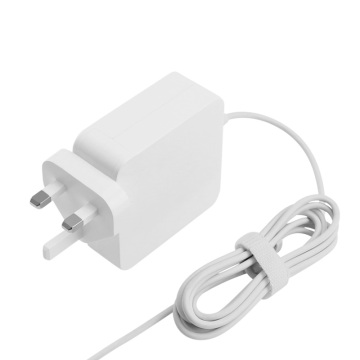 UK-Plug 60W AC Laptop Power Wall Adapter MacBook