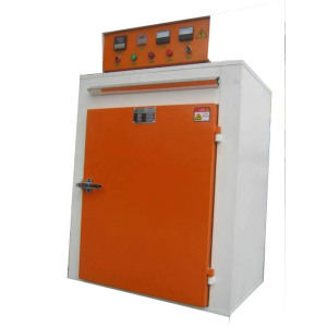 Small industrial electric curing oven