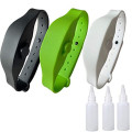 Refillable Silicone Hand Liquid Wristband