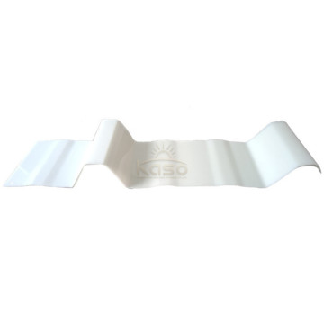 Roofing Polycarbonate Panel Uv Treated Corrugated Sheet