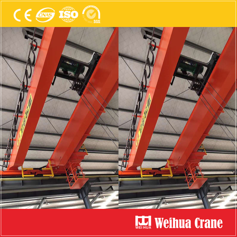 double-girder-overhead-crane-with-electric-hoist