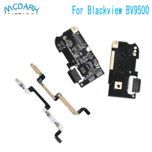 For Blackview BV9500 Power Volume Button Flex Cable Repair Parts USB Charge Board For Blackview BV9500 Mobile Phone Accessories