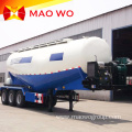 Tri Axle 50cbm Bulk Cement Tank Semi Trailers