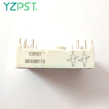Antiparallel Thyristor Module for Light control