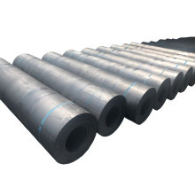 Low Cosumption UHP 500mm Graphite Electrode with Nipples