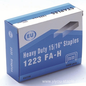 Hot Sale 23/24 Heavy Duty Staple Needles