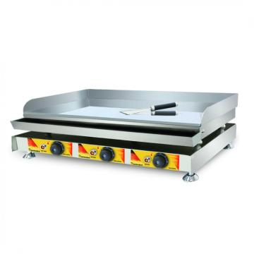 Commercial machines BBQ griddle machine grill with high quality for sale