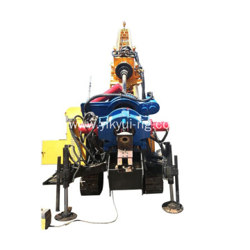 Hydraulic mobile drilling rig reverse circulation rig