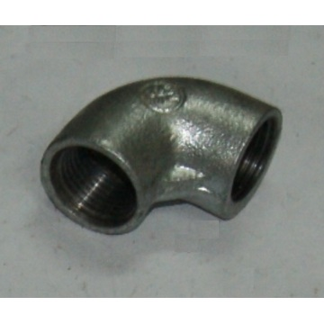 Plain Type Malleable Iron Elbow