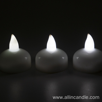 electric flameless floating Led tea light candle