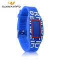 125KHZ Smart Colorful Silicone Rfid Wristbands EM4200
