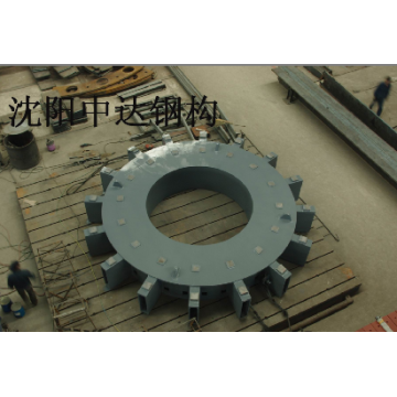 Industrial Steel and Metal Components for Machinery