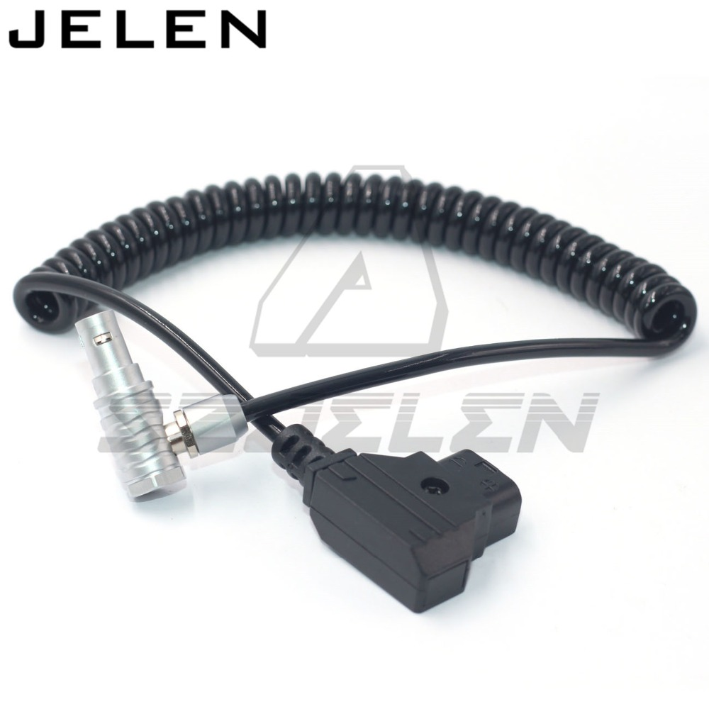 D-Tap to 0B 2pin Cable for Teradek Bolt Pro 1000/3000ft power cable , Vaxis 2pin power cable
