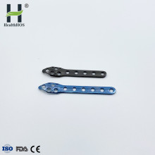 Fibula Far-End Orthopedic Titanium Steel Plate