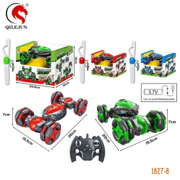 1827-8 QILEJUN R/C 1:18 MINI STUNT CAR