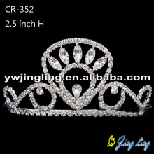 Wholesale Crystal Cheap Prom Tiara