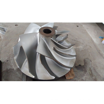 Stainless Steel Pump Impeller with Balanced Testing