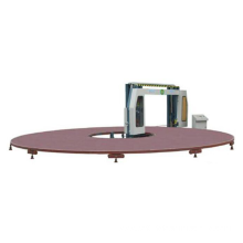 Computerized round table plastic cutting machine
