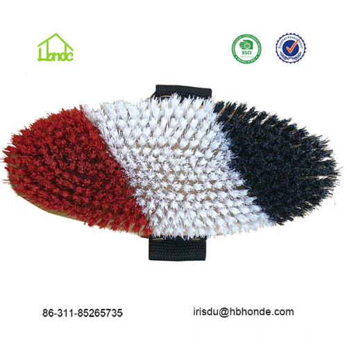 Equine Grooming Rubber Horse Brush