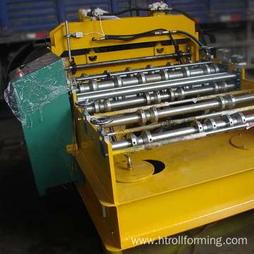 Fast speed customized thickness corrugated curving rolls machine