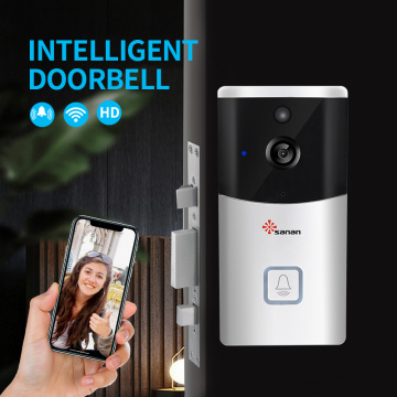 wifi doorbell camera battery for home use