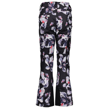 Womens ski trousers bib snow pants
