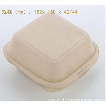 hot sale biodegradable disposable fiber bag packing paper
