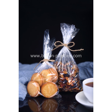 Translucent Plastic Bags Cookie Treat Bags