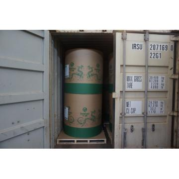 White Uncoated Woodfree Offset Paper In Roll
