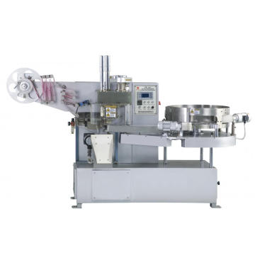 FULL AUTOMATIC SPHERICAL LOLLIPOP PACKING MACHINE