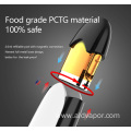 2.0ml Refillable Vape Pen Device With Ceramic Coil