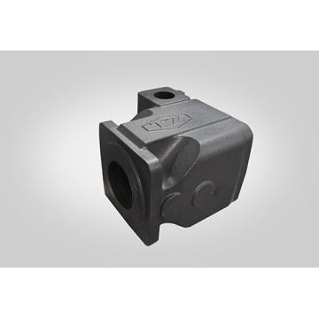 Piston pump series castings