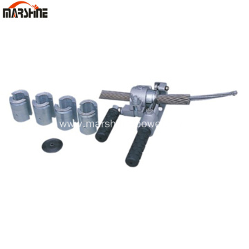 External Aluminum Strands Stripper