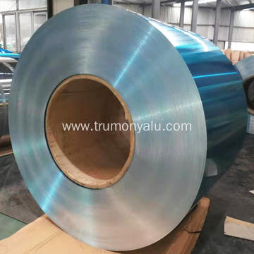 Blue Coated Aluminum Foil for Refrigerator