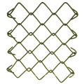 coated 10 gauge chain link fence for garden
