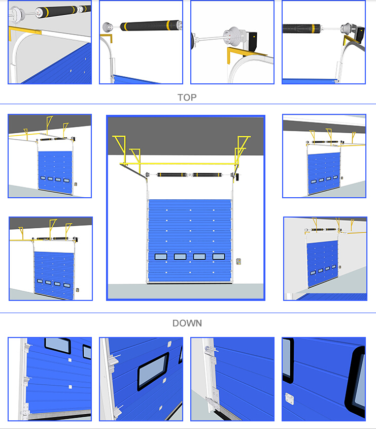 sectional door spcificationjpg