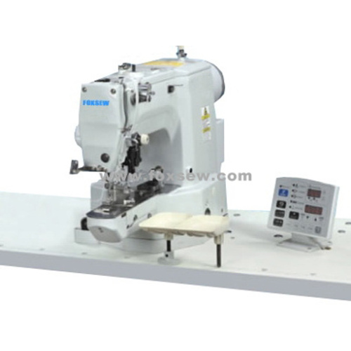 Shank Button Attaching Sewing Machine